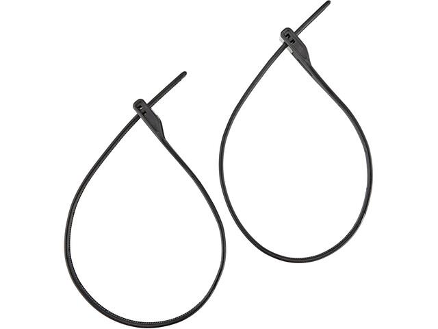 Hiplok Z-LOK Bridas de cables, all black